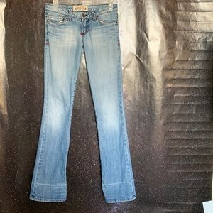 People's Liberation- Bootcut Light Wash Jeans sz25